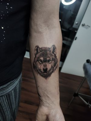 Tattoo from Danylo Kravchynskyy