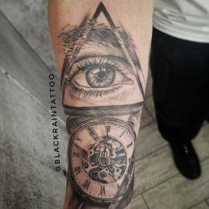 #eye #clock