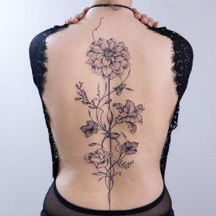 Tattoo by Tizia Tal #TiziaTal