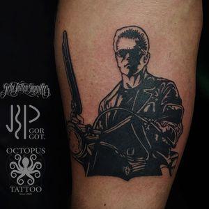 Terminator, iconic scene