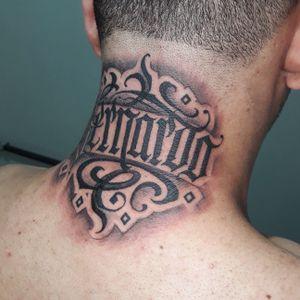 Bernardo -------------------------- Contato pelo link no perfil! 📲 -------------------------- #tattoosp #tatuagemsp #tatuagemescrita #letteringtattoo #lettering #tattoolettering #tattoosp #customletteringtattoo --------------------------