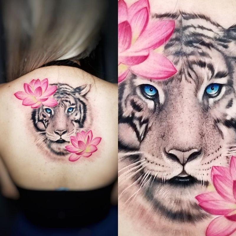 Tattoo from @damienart