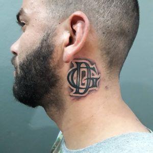 DG -------------------------- Orçamentos pelo link no perfil! 📲 -------------------------- #tattoosp #tatuagemsp #tatuagemescrita #letteringtattoo #lettering #tattoolettering #tattoosp #customletteringtattoo --------------------------