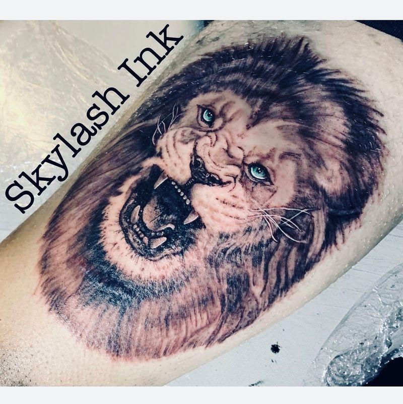Tattoo from Skylash Ink Tattoo