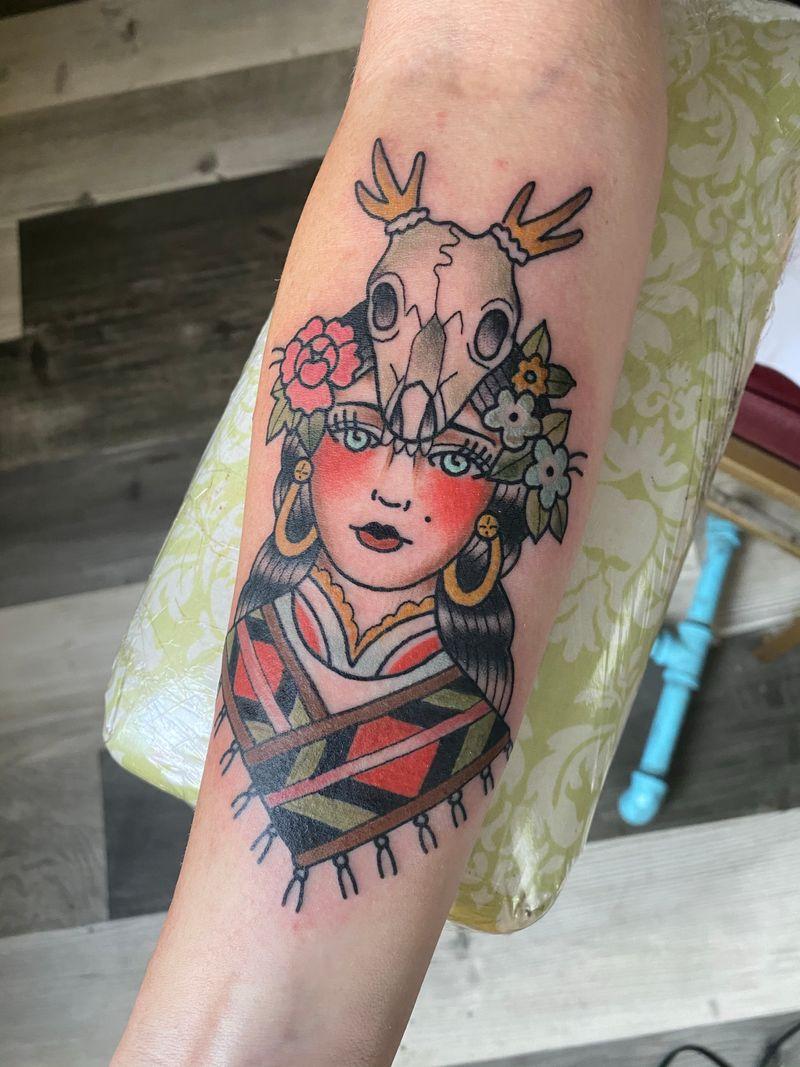 Tattoo from
