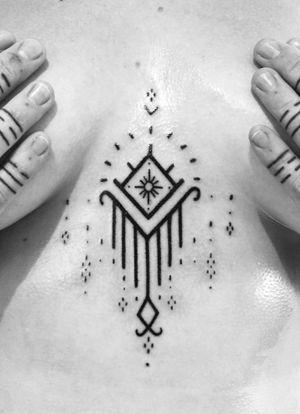 Tattoo from Elu Aiyana