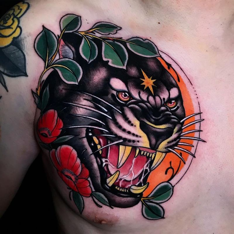 Tattoo from Andres.atattoos