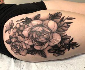 Tattoo from Matt Cull