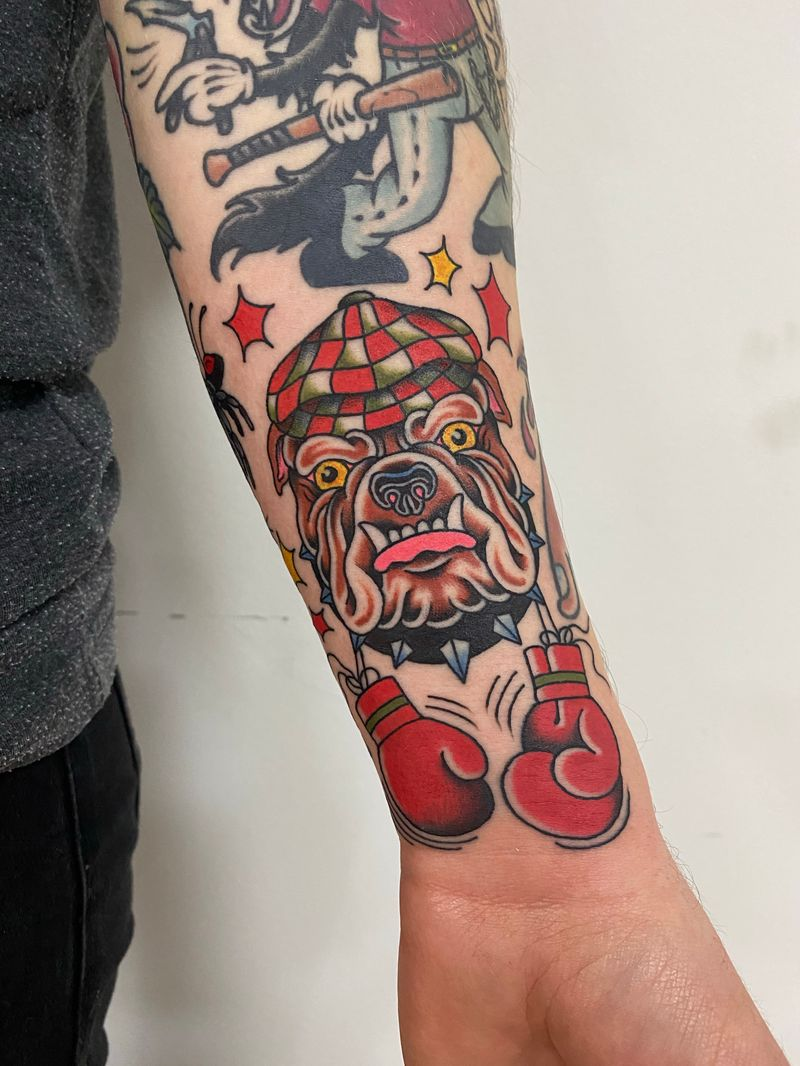 Tattoo from Christian Haycock