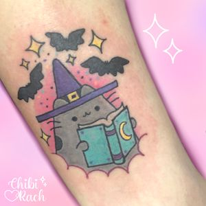 Sparkly Witchy Pusheen