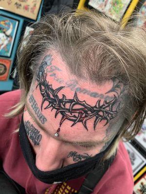 Tattoo by Mammoth Tattoo Studio