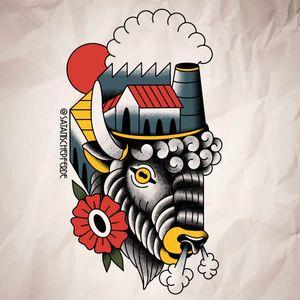 Tattoo by Bodylanguage Tattoostudio