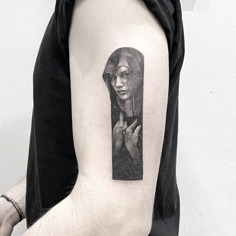 Tattoo from mathias reichert