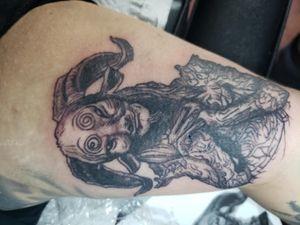 Pans Labyrinth #Del Toro