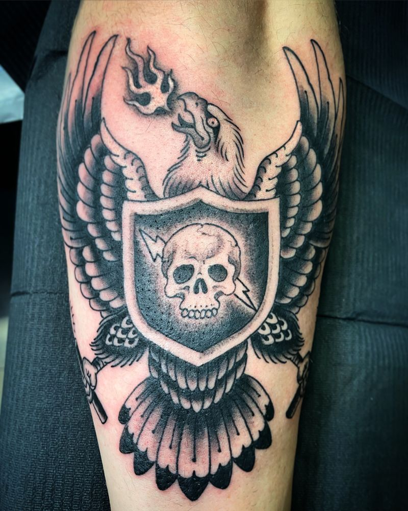 Tattoo from Eddy Ospina