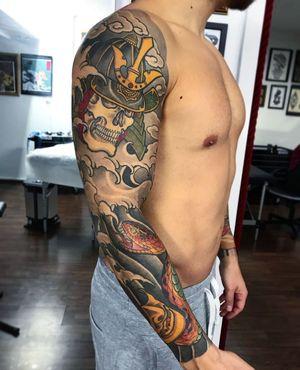 Tattoo by Seven Seals Tattoo