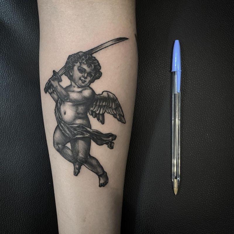 Tattoo from Rick Schenk