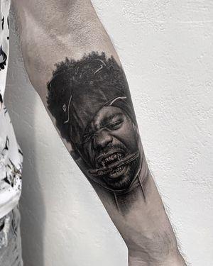 Method Man 🚬 @wutangclan . . . #tattooed #inked #art #artist #tattooartist #tattoodo #wutang #wutangclan #methodman #budapest #bp #budapesttattoo #hungary #hungariantattoo #travel #photography #travel #inkedmag #tattooedboy #tattoomachine #minimaltattoo #realistictattoo