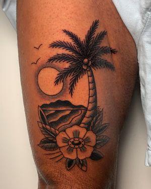 Tattoo by Caguama Tattoo