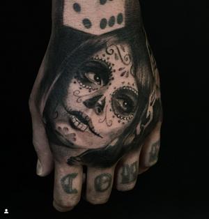 Done by Luis Puedmag at Puedmag Inkpire Toronto