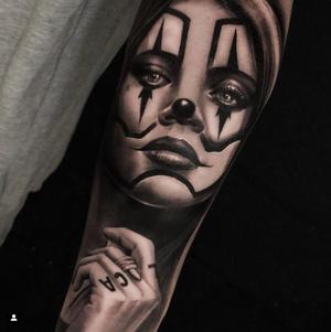 Payasa created by Luis Puedmag at Puedmag Inkpire Tattoo Shop, Toronto CA