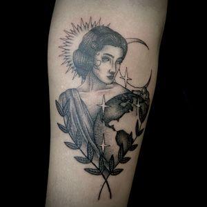 Libra tattoo! #astrology #libra #mothernature
