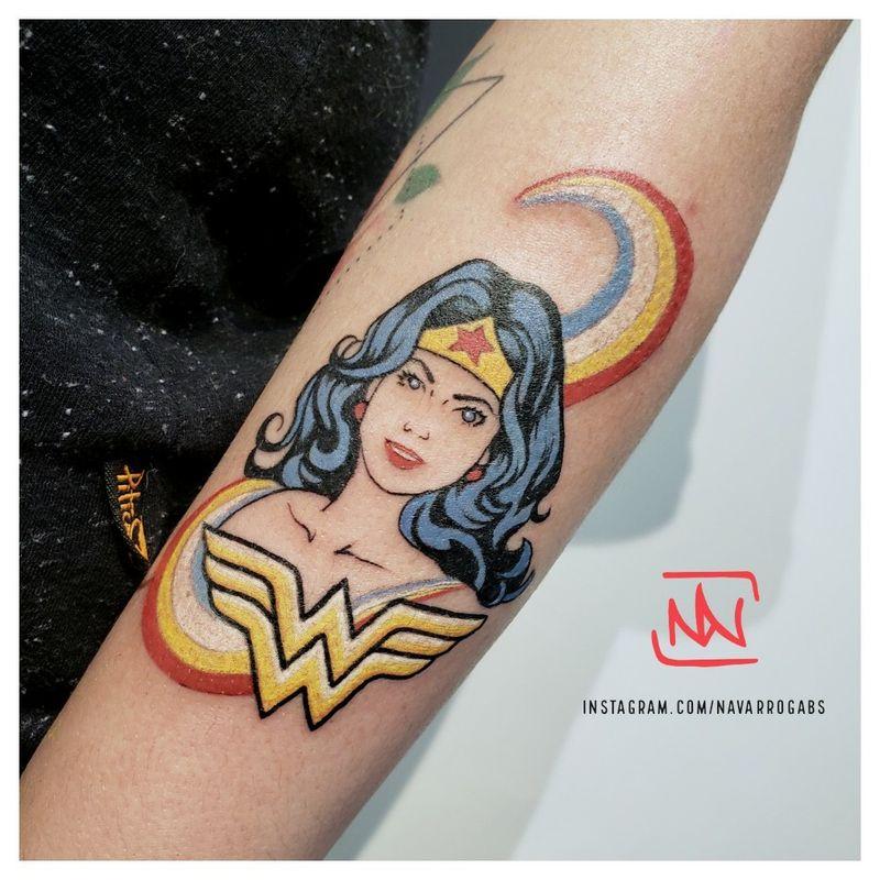 Tattoo from navarrogabs