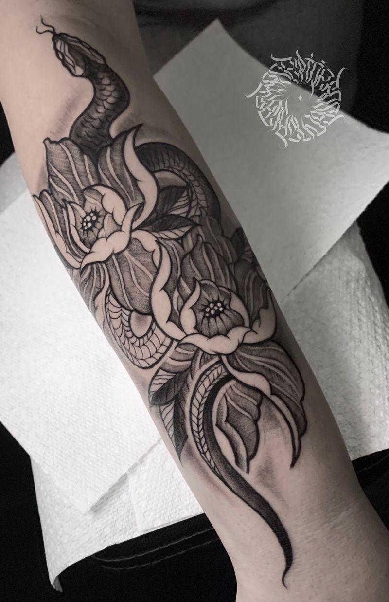 Tattoo from Alejandro Piñeros