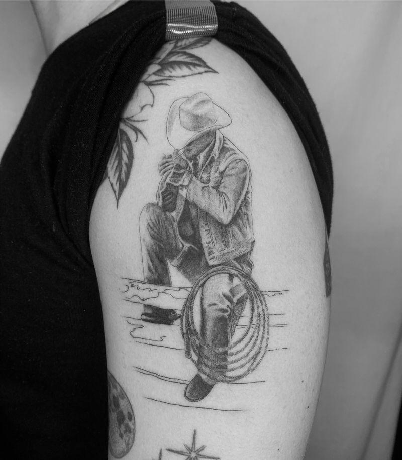 Tattoo from Jesus Antonio