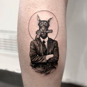 Tattoo by Raven Ink Tattoo Club