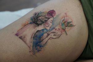 Tattoo from Filip Fabian