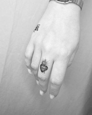 Sacred Heart & K