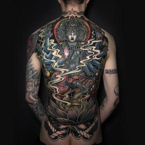 Shiva 🙏 For Son. It's been a long way. The last session done @sticksandstonesberlin ; #customtattoo #tattoo #tattoodesign #tattooideas #art #tattooer #tattooist #berlintattooers #berlintattooartist #berlintattoo #tattooberlin #brusselstattoo #neukölln #타투 #pain #change #tattooworkers #tattoodo #tttism #backtattoo #colortattoo #neotraditionaltattoo #neotradeu #neotradsub #hinduism #realistictattoo #mythology #shivatattoo #shiva #tattoolover