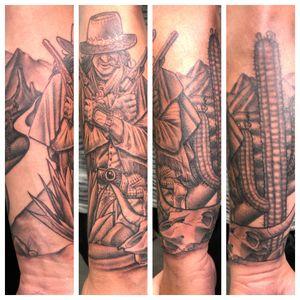 Tattoo by Paragon Tattoo AZ