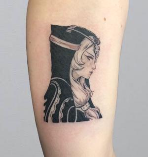 Tattoo by Authent/Ink Tattoo Studio