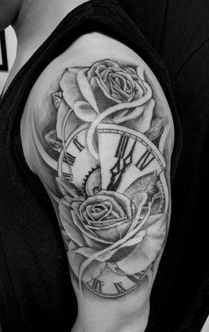 Tattoo from Speak proper