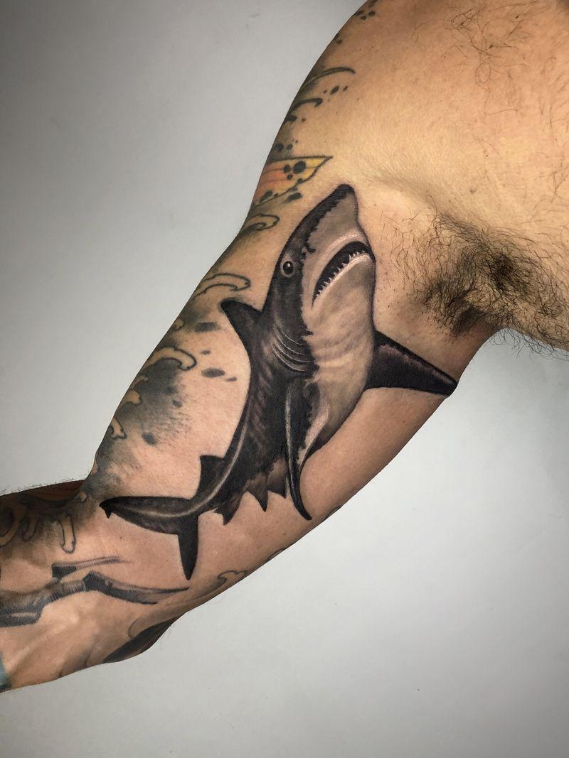 Tattoo from @ToniSkink