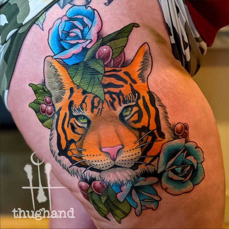 Tattoo from Doug Hand