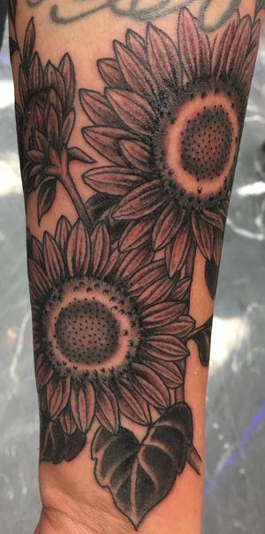 """Eternal sunshine"" #sunflowers"