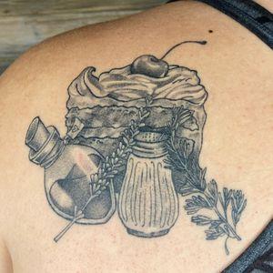 Healed tattoo!