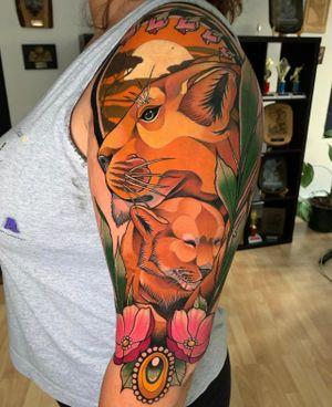 Tattoo from Nelson Sacramento