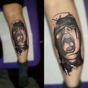 Realistic tattoo My work Tiago Silva