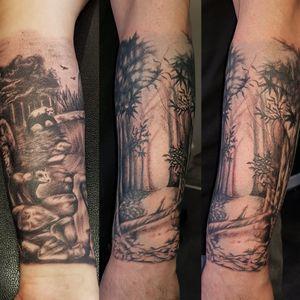Tattoo by Dynam ink