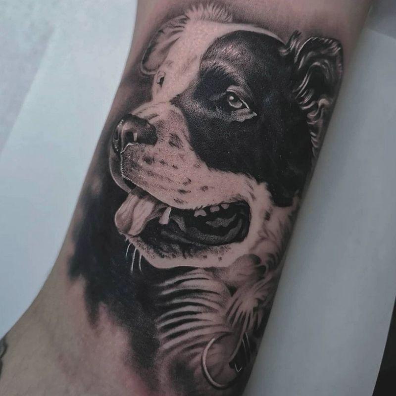 Tattoo from Necko