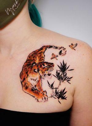 tiger 🐅