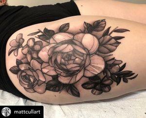 Tattoo by Tarot House Tattoo