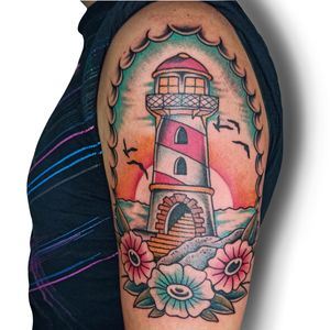 Lighthouse traditional