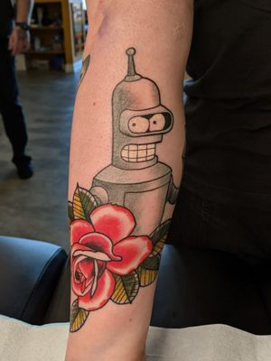 Bender and rose