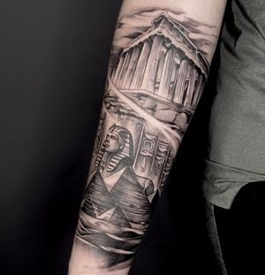 Mash up of clients favourite famous landmarks by Joey ⚜️ @joeyyduong