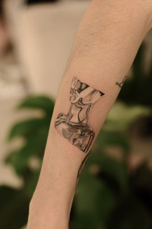 Tattoo from Bessie lou